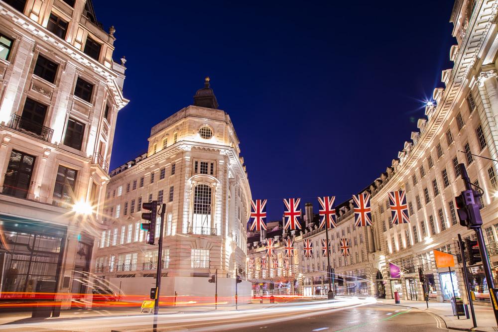 PR agency in London